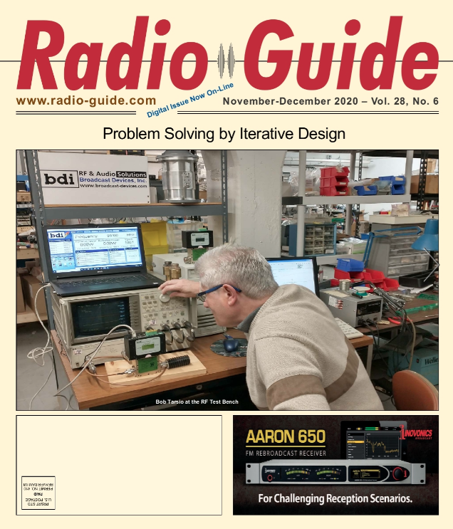 Radio Guide - Broadcast Devices problem solving products